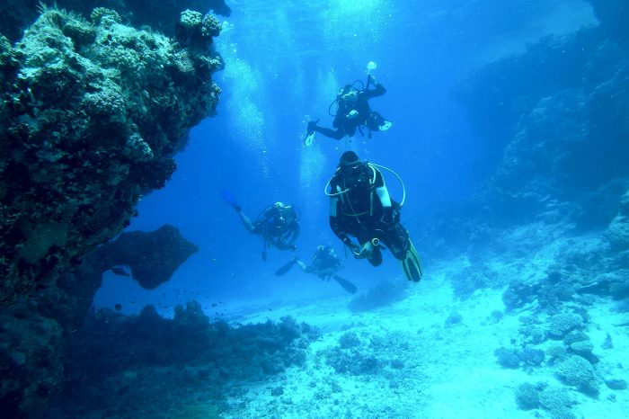 Scuba Diving at Shiroda Beach – Paradise Beach