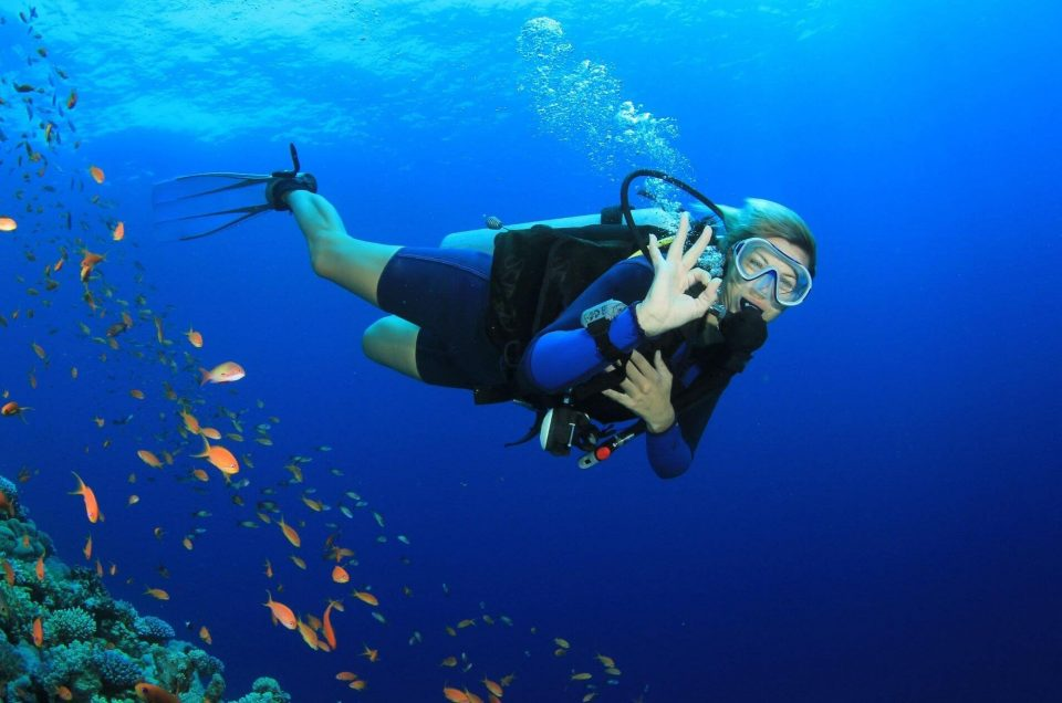Things to know before First Scuba Diving in Malvan